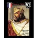 Grande carte - Charlemagne