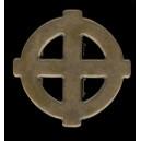 Boucle de ceinture croix celtique