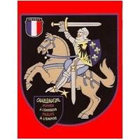 Magnet chevalier Chalemagne