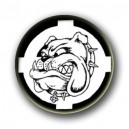 Badge bulldog