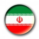 Badge drapeau iranien