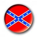 Badge drapeau sudiste