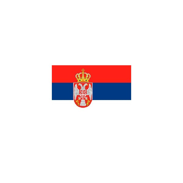 drapeau serbie patriote productions