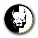 Badge Pitbull