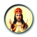 Badge Christ-roi