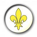 Badge lys
