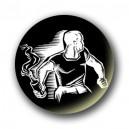 Badge molotov