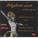 Polyphonie sacrée et chant grégorien