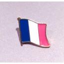 Pin's drapeau français