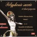 Polyphonie sacrée & chants grégorien