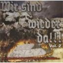 WIR SIND WIEDER DA - Volume 2