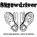 Skrewdriver - Boots and braces