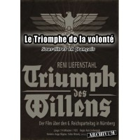 DVD Le Triomphe de la volonté