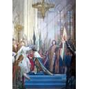 Carte Ste Jeanne d'Arc Charles VI