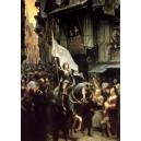 carte postale Jeanne d'Arc à Orléans