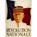 carte postale - Pétain