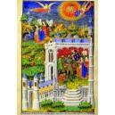 carte postale - Clovis lys