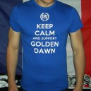 T-shirt Golden Dawn