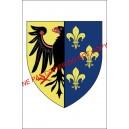 Carte postale - Blason Charlemagne