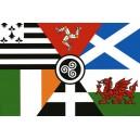 Drapeau nations celtes